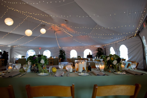 Table setting. Photo by Felici Photo.
