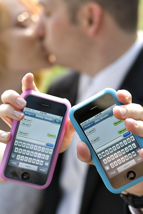 WeddingHappy The 10 Commandments Of IPhone Wedding Etiquette